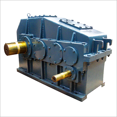 Helical Crane Duty Gear Box
