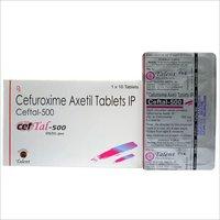 Cefuroxime axetile 500 mg