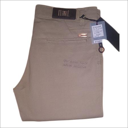 Slim Fit Formal Pants