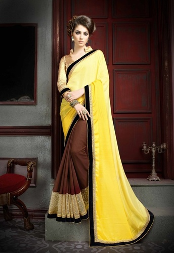 Fancy Designer Exclusive Stylish Saree