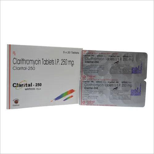 Clarithromycin 250 mg