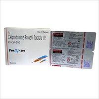 Cefpodoxime Proxetile 200 mg