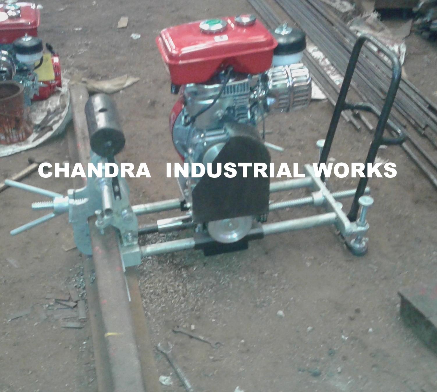Rail Drilling Machine