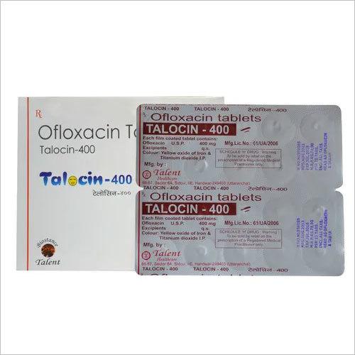 Ofloxacin 400 mg