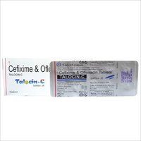 Cefixime 200 mg + Ofloxacin 200 mg
