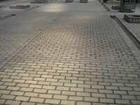 Acid proof tile lining