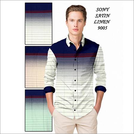 Satin Shirting Fabric