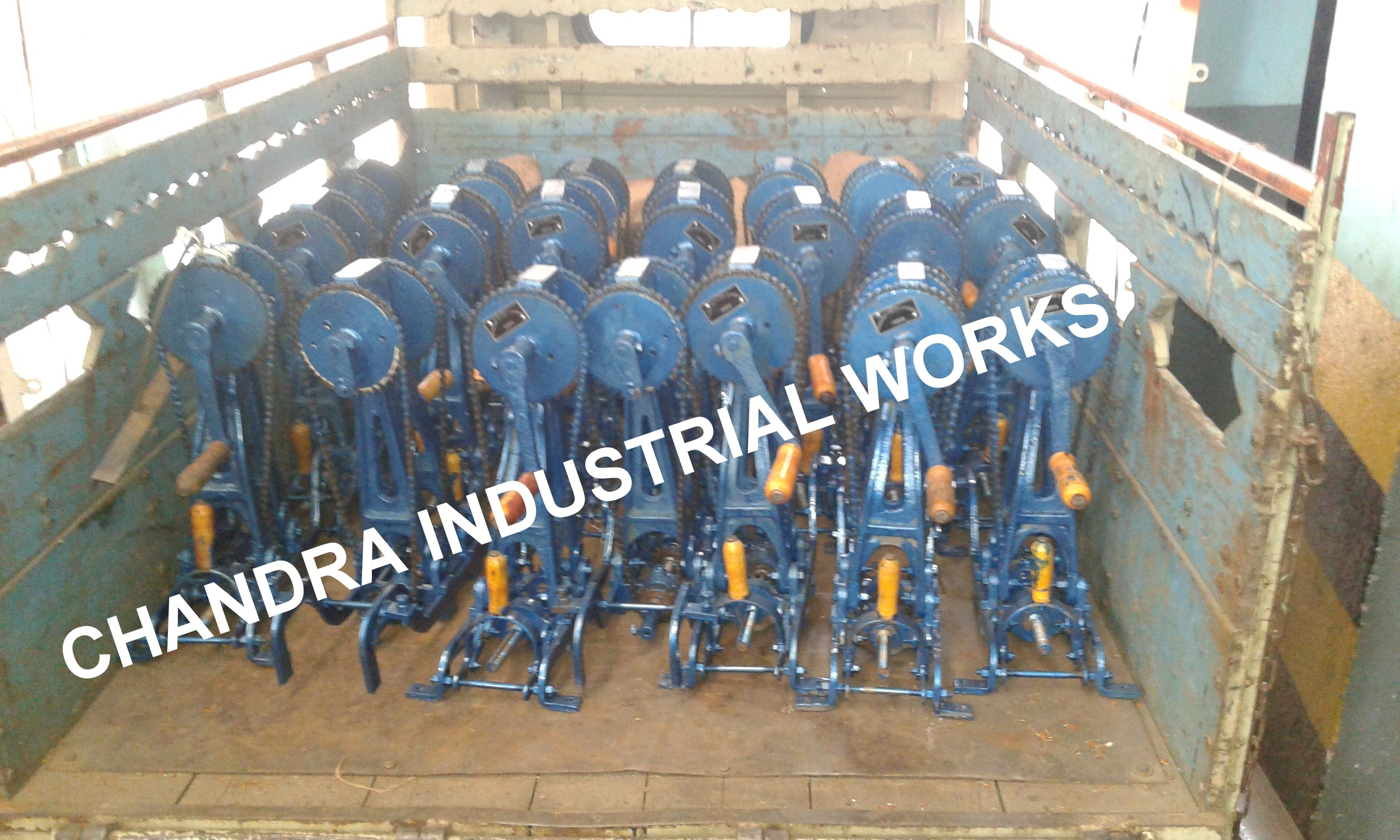 Track Drilling Machine