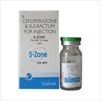 Cefoperazone 500 mg+Sulbactam 500 mg