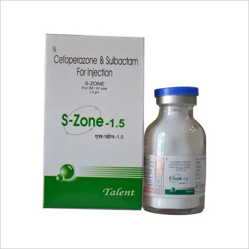 Cefoperazone 1gm+Sulbactam 500 mg