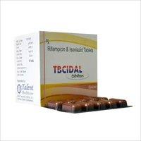 Rifampicin 450 mg, Isoniazid 300 mg