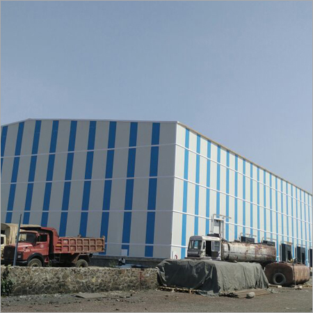 Prefabricated Cold Storage