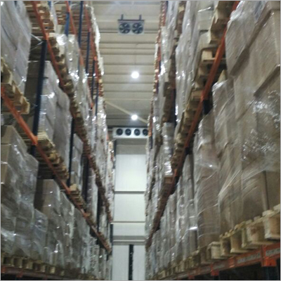 Refrigerated Warehouse