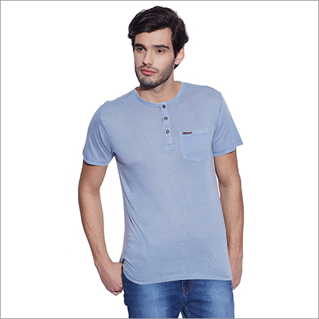 Men's Plain T Shirts