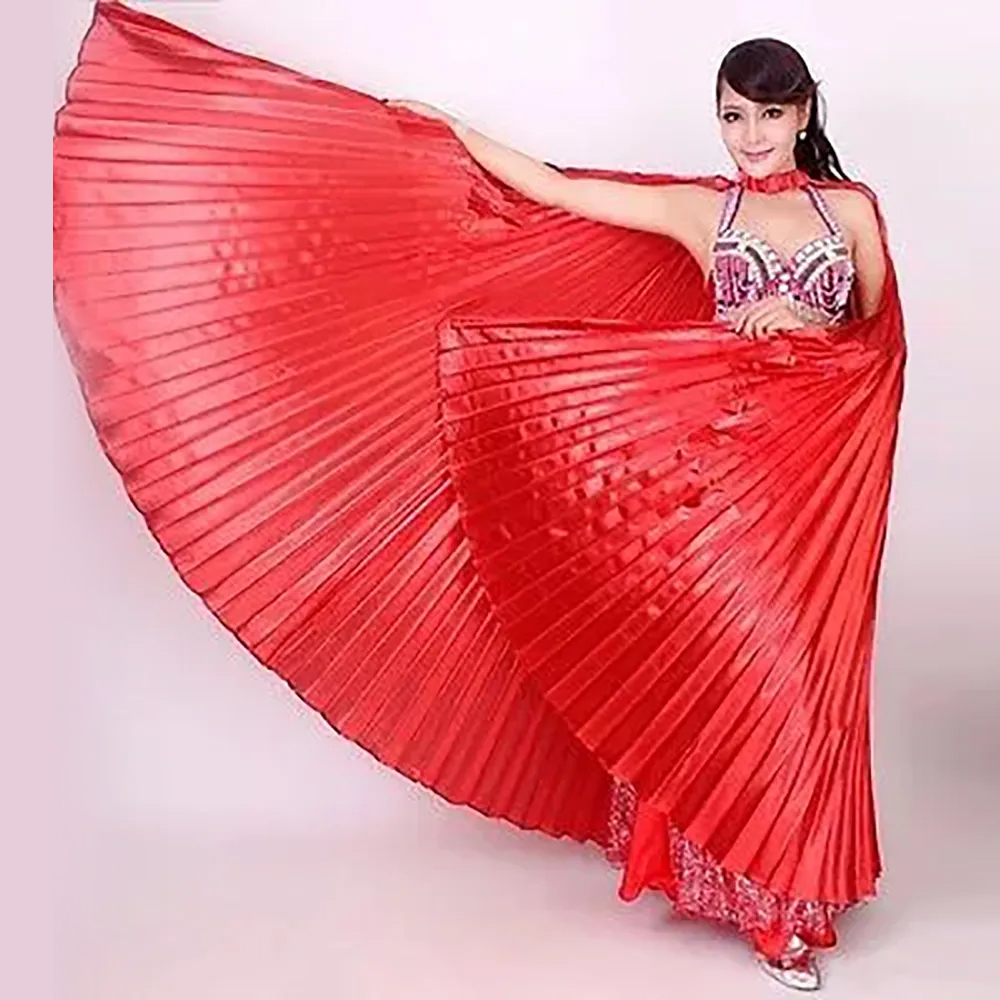 Red Belly Dance ISIS Wing