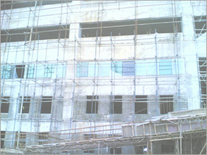 Exterior Glass Cladding