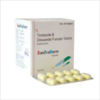 Tinidazole and Diloxanide Furoate Tablets
