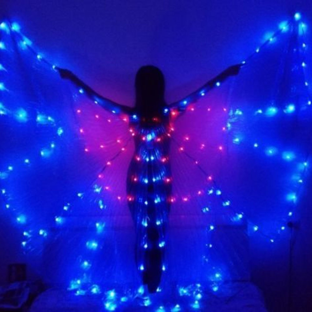 Led ISIS Wings