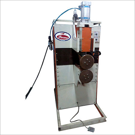 Vertical Seam Welding Machine
