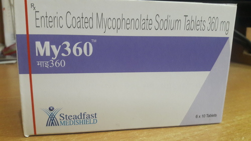 My360 Tablets 360mg