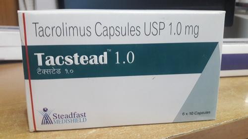 Tacrolimus Capsules 1mg