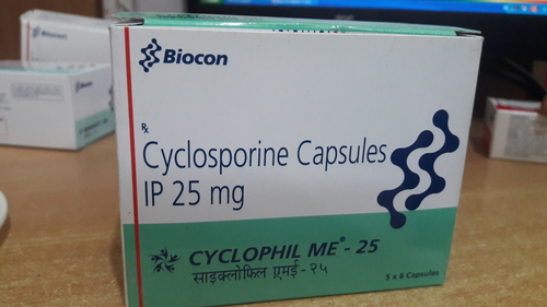 Cyclophil Me 25mg