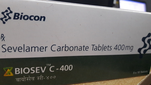 Sevelamer Carbonate Tablets 800mg