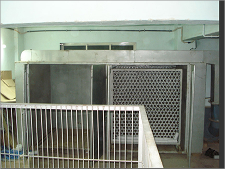 Electrically Heated Oven