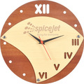 Promotional wallclock