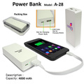 Promotional electronic gifts