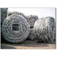 Barbed Wire Fencing Works