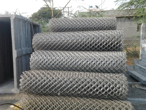 Chain link Fencing Works