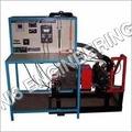 Petrol Engine Test Rig Model