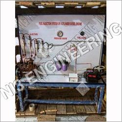 Diesel Engine Fuel Injection System Model