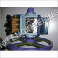 Reciprocating Pump Cut Section Model