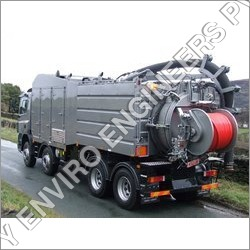 Liquid Waste Handling Equipment