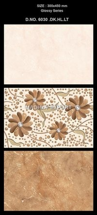 250 x 375 Designer Wall Tiles