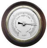 Demonstration Aneroid Barometer