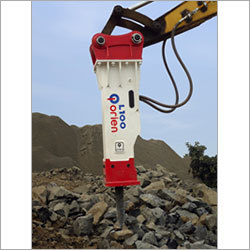 Open Type Hydraulic Breaker