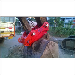 Hydraulic Bucket Crusher