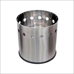 Steel Planter Single Hole