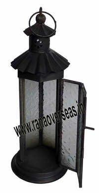 Antique Finish Lantern