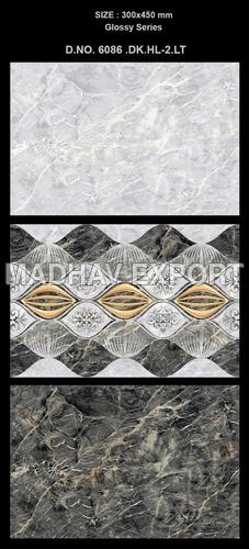 Decorative Digital Printed Wall Tiles