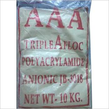 POLYELECTROLYTE (ANIONIC) AAA (TRIPLEAFLOC) JB-301