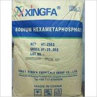 SODIUM HEXAMETA PHOSPHATE (Xingfa)