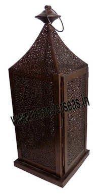 Iron Metal Lantern 10410
