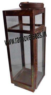 Iron Metal Lantern 10417