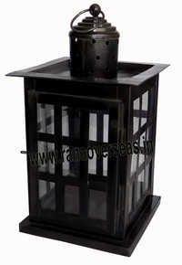 Iron Metal Lanterns 10358