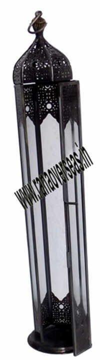 Iron Metal Long Lantern 10280