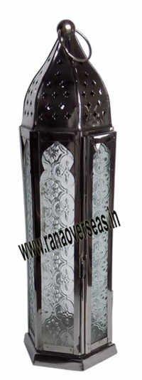 Metal Lantern 10278
